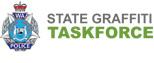 Graffiti Task Force Logo
